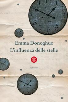 L' influenza delle stelle - Emma Donoghue - copertina