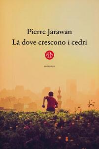 Libro Là dove crescono i cedri Pierre Jarawan