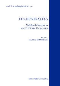 Eusair strategy. Multilevel Governance and territorial cooperation