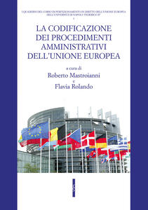 La codificazione dei procedimenti amministrativi dell'Unione europea