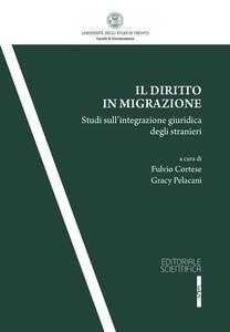 Il diritto in migrazione. Studi sull'integrazione giuridica degli stranieri
