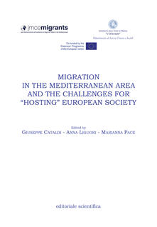 Migration in the mediterranean area and the challenges for «hosting» european society - copertina