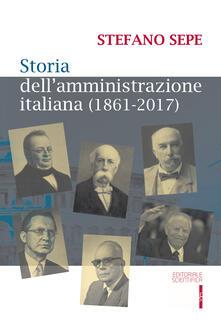 Criticalwinenotav.it Storia dell'amministrazione italiana (1861-2017) Image