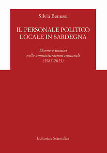 Winniearcher.com Il personale politico locale in Sardegna. Donne e uomini nelle amministrazioni comunali (1985-2015) Image