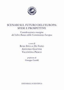 Amatigota.it Scenari sul futuro dell'Europa: sfide e prospettive. Considerazioni a margine del Libro Bianco della Commissione Europea Image