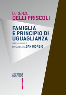 Famiglia e principio di uguaglianza - Lorenzo Delli Priscoli - copertina
