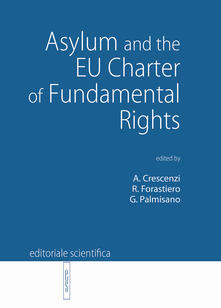 Asylum and the EU Charter of Fundamental Rights - copertina
