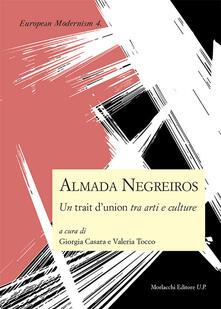 Almada Negreiros. Un trait d'union tra arti e culture - copertina