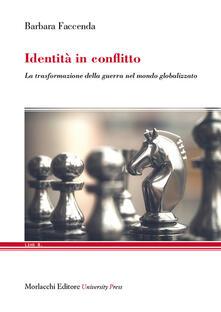 Fondazionesergioperlamusica.it Identità in conflitto. La trasformazione della guerra nel mondo globalizzato Image