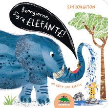 Fondazionesergioperlamusica.it Buongiorno sig.ra Elefante! Ediz. illustrata Image