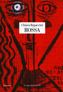 Rossa - Chiara Rapaccini - copertina