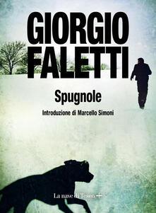 Spugnole - Giorgio Faletti - copertina