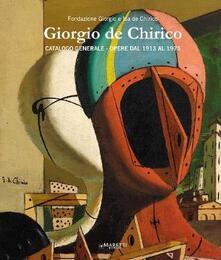 Camfeed.it Giorgio De Chirico. Catalogo generale. Opere dal 1913 al 1975. Ediz. italiana e inglese. Vol. 4 Image