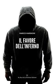Il favore dell'inferno - Marco Marinoni - copertina