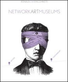 Network art museums - Ronald L. Facchinetti - copertina