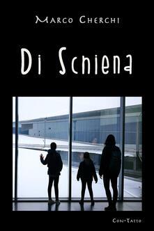Di schiena. Ediz. illustrata - Marco Cherchi - copertina