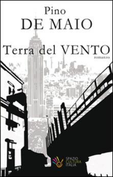 Terra del vento - Pino De Maio - copertina