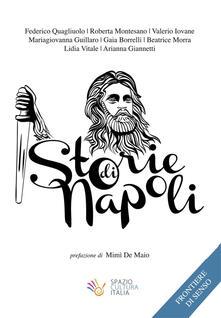 Storie di Napoli - copertina