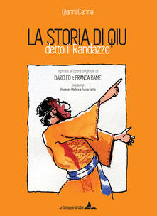 La storia di Qiu detto il Randazzo - Gianni Carino - copertina