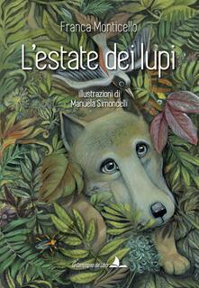 L' estate dei lupi - Franca Monticello - copertina