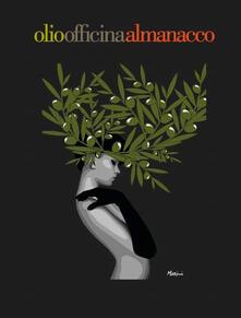 Olio officina almanacco 2015 - copertina