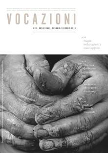 Vocazioni (2019). Vol. 1: realtà è di Cristo (Gennaio-Febbraio), La. - copertina