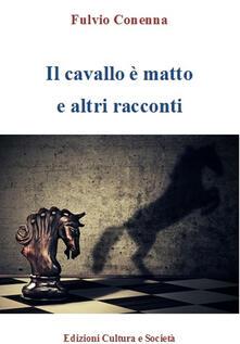 Il cavallo è matto e altri racconti - Fulvio Conenna - copertina