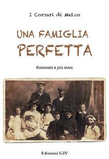 Una famiglia perfetta - copertina