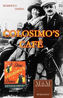Colosimo's café - Roberto Disma - copertina