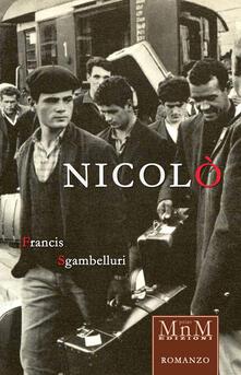 Nicolò - Francis Sgambelluri - copertina