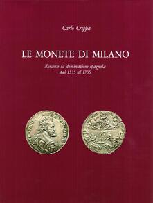 Listadelpopolo.it Le monete di Milano durante la dominazione spagnola dal 1535 al 1706 Image