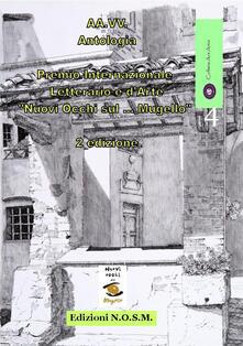 Antologia premio internazionale letterario e d'arte «Nuovi occhi sul Mugello» - copertina
