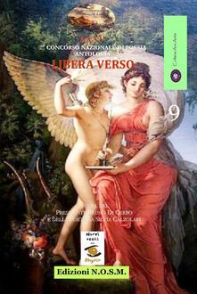 Antologia libera verso. 2° Concorso nazionale di poesia libera verso - copertina