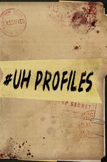 UH profiles - Alessandro Rivaroli - copertina