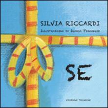 Se - Silvia Riccardi - copertina