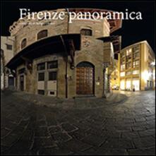 Firenze panoramica - Stefano Olivari - copertina