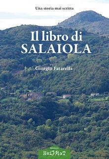 Premioquesti.it Il libro di Salaiola. Una storia mai scritta Image