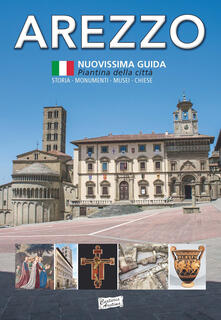 Arezzo. Nuovissima guida - copertina