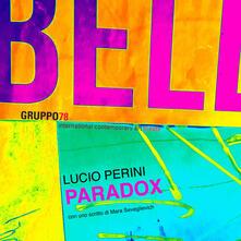 Paradox - Lucio Perini - copertina