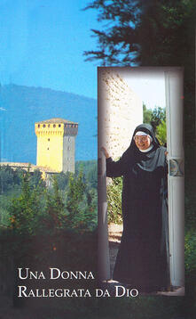 Una donna rallegrata da Dio - copertina
