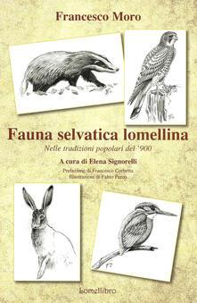 Daddyswing.es Fauna selvatica Lomellina. Nelle tradizioni popolari del '900 Image