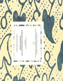 Biografia di Antonio Canova. Aggiuntivi. Ediz. in facsimile. Vol. 1-2-3: catalogo completo delle opere di Canova-Un saggio delle sue lettere familiari-La storia della sua ultima malattia scritta dal dott. Paolo Zannini, Il. - Leopoldo Cicognara - copertina
