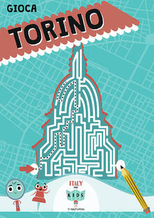Gioca Torino - Sara Dania,Donata Piva - copertina