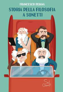 Storia della filosofia a sonetti - Francesco Deiana - copertina