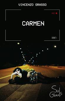 Carmen - Vincenzo Grasso - copertina