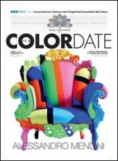 Color date (2014). Ediz. speciale Premio Cauda Pavonis. Ediz. multilingue. Vol. 3