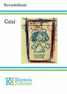 Crisi - Riccardo Sironi - copertina