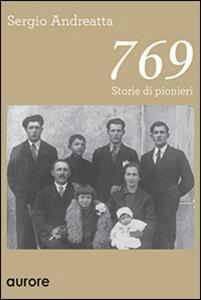 769. Storia di pionieri
