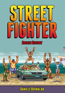 Winniearcher.com Street fighter arcade history Image