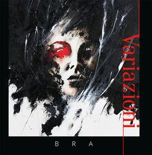 Variazioni. Opere dal 2000 al 2017 - Fabio Brasiliani - copertina